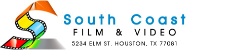 South Coast Film & Video Logo